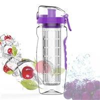 Portable 900 ml Water Bottle