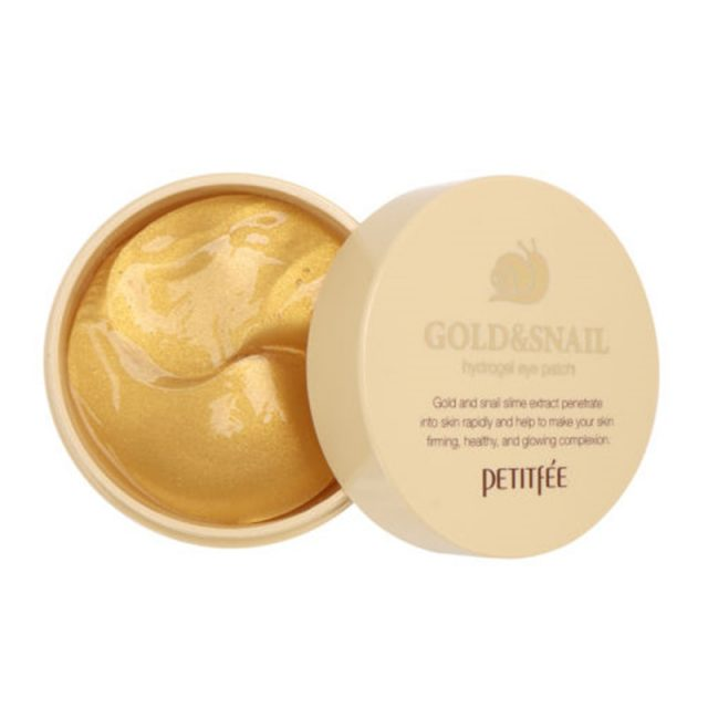 Moisturizing Gold Eye Patches