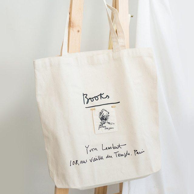 Women's Canvas Shopping Bag