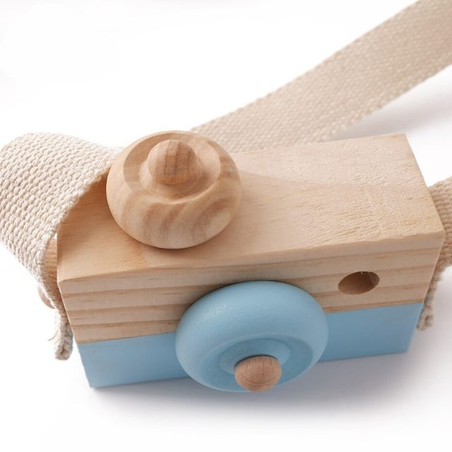 Kid's Wooden Educational Toy