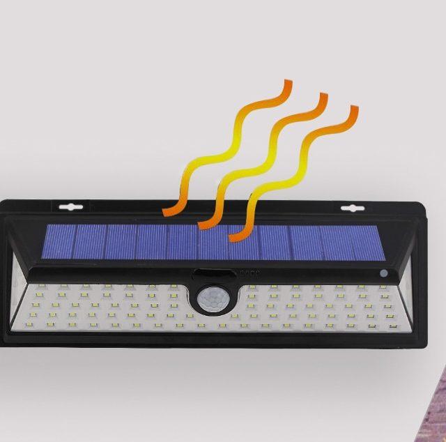 LED Solar Powered Garden Lights